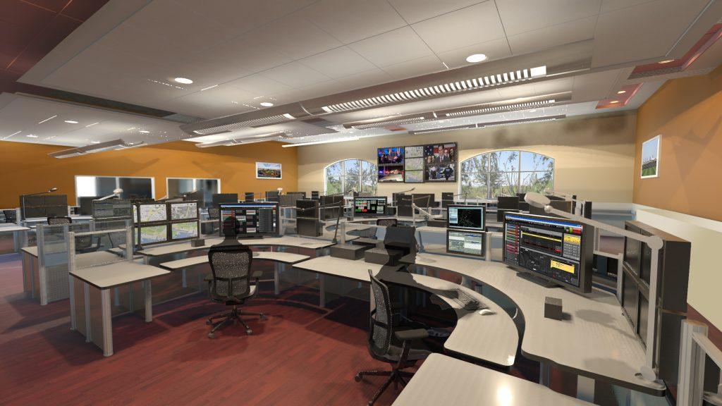 City of Goodyear 911 Call Center - Arrington Watkins ...